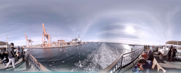 360 degree video production services